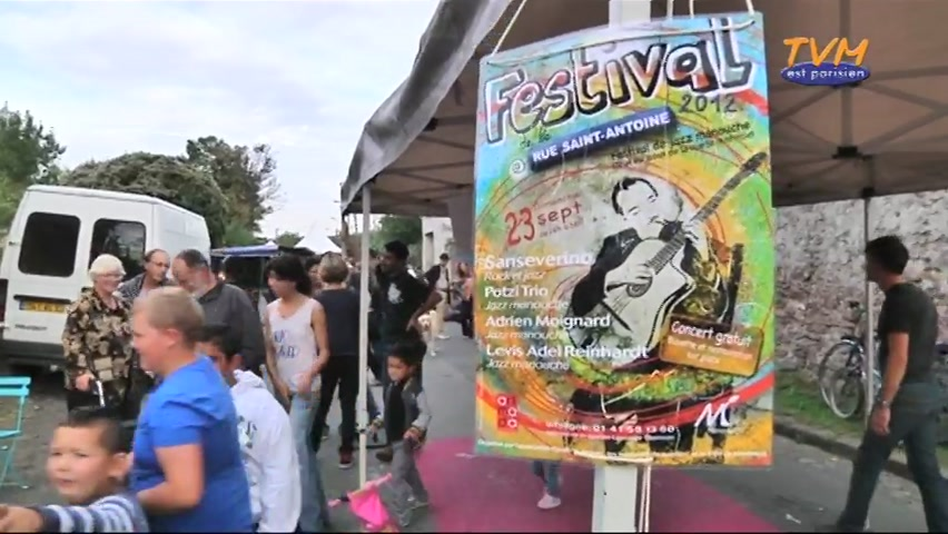 Festival de la rue St Antoine