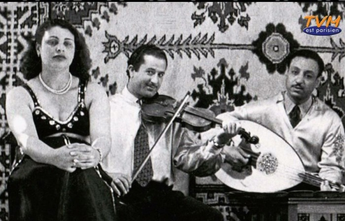 Mélodies de l'exil, l'histoire de la production musicale maghrébine en France