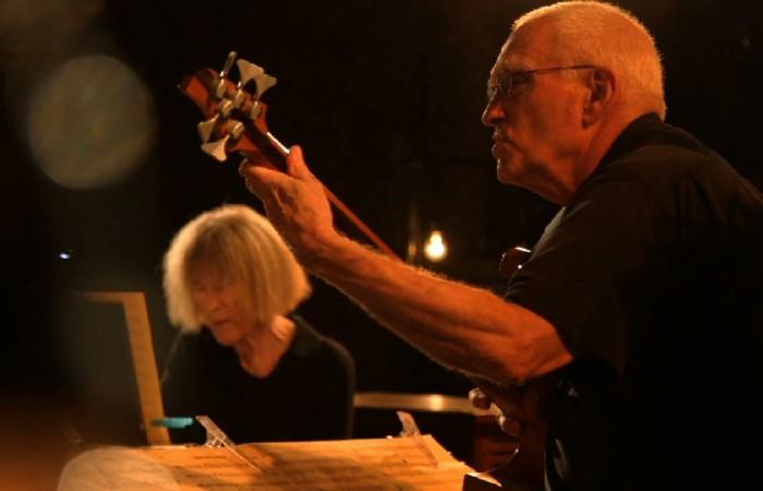 Steve Swallow quintet feat. Carla Bley