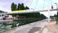 Le samedi 12 juillet, la passerelle permettant de relier les deux rives du Canal de l'Ourcq au niveau de Bobigny […]