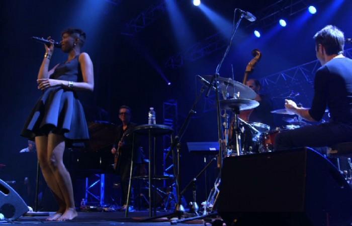 Kellylee Evans, concert à La Villette