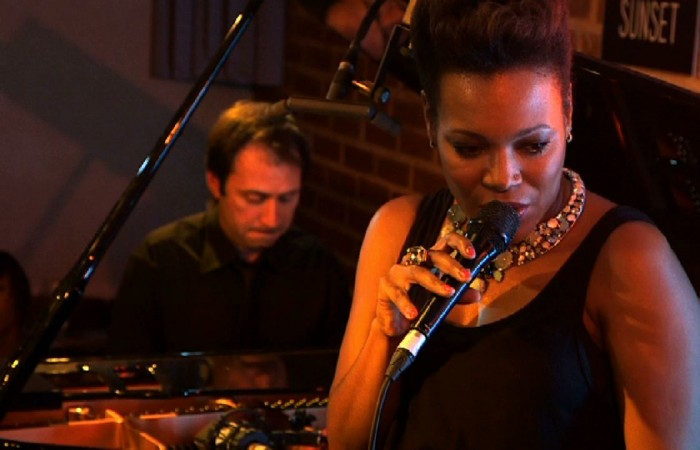 China Moses à l'International Jazz Day