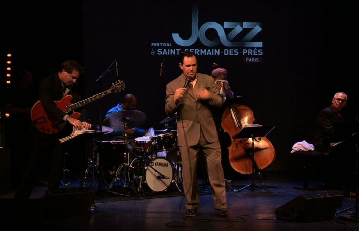 Kurt Elling live at Festival Esprit Jazz Saint Germain