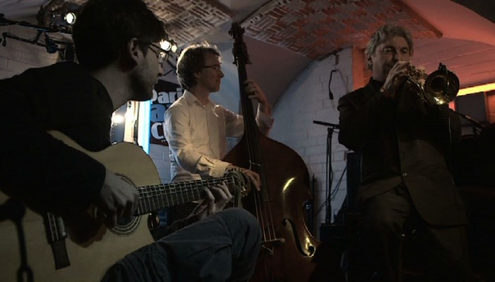Eric Le Lann à l'International Jazz Day