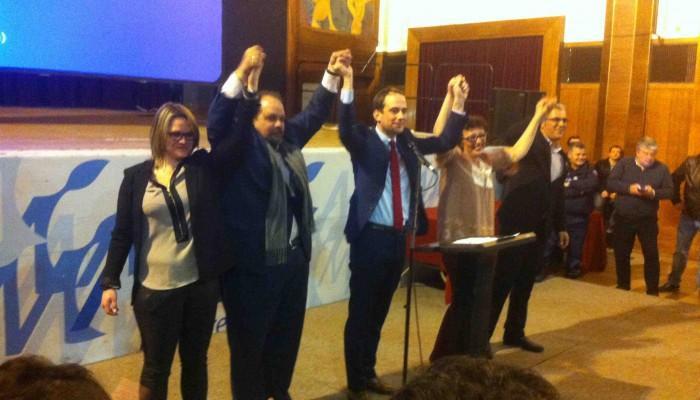 Départementales : Victoire de la gauche sur les 2 cantons montreuillois