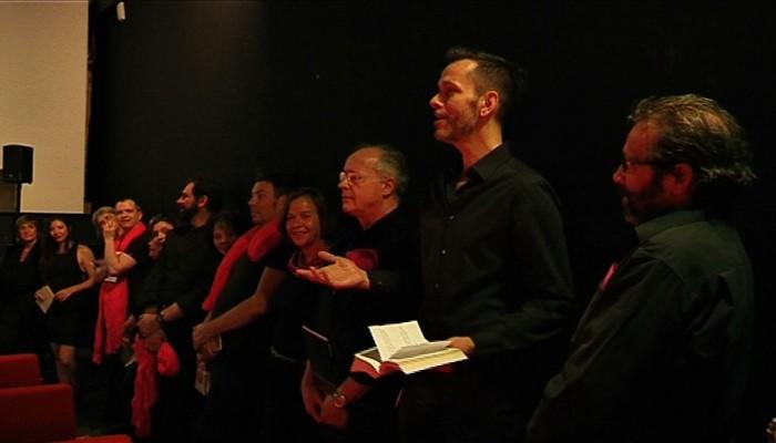 Montreuil : Les comédiens donnent de la voix