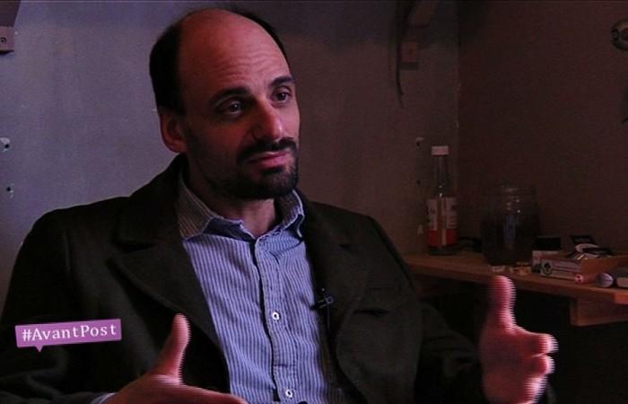 Interview de Pascal Gros, dessinateur de Charlie Hebdo