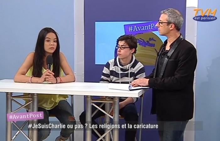 #AvantPost – Battle 3/3 : Les religions et la caricature