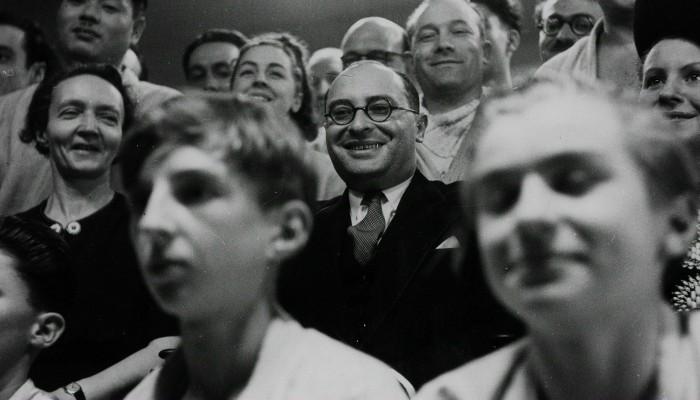 Jean Zay , ministre du cinéma