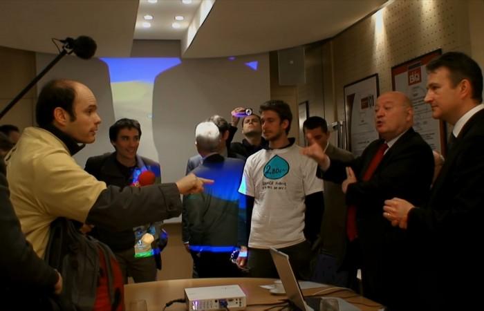 Vague citoyenne – Un film enquête sur la marchandisation de l'eau