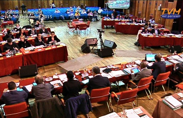 Replay : Conseil Municipal du 30 septembre