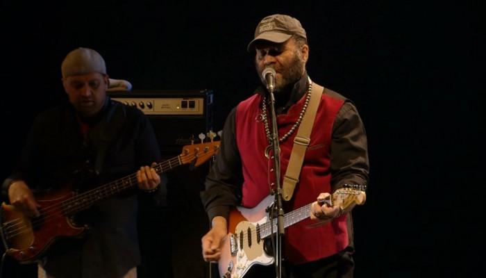Otis Taylor, concert Sons d'hiver à Créteil