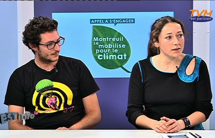 COP 21 : l'autre sommet de Montreuil