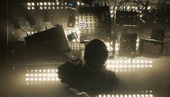Séquences/electronic live session #8 – Krikor