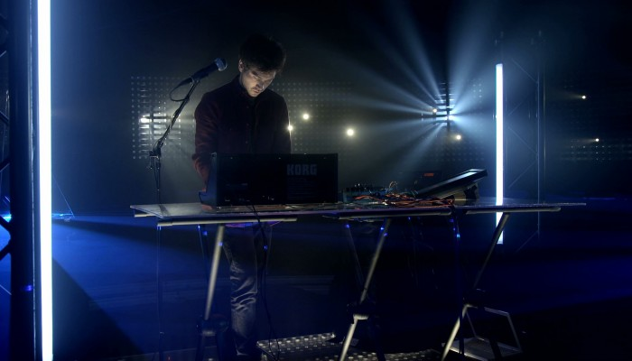 Séquence/electronic live session#12 Ricardo Tobar