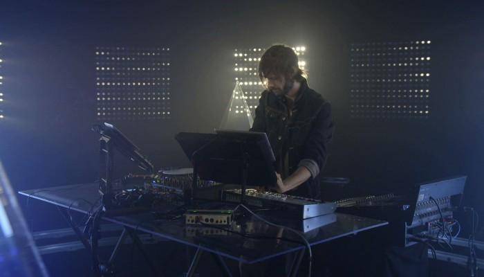 Séquence/electronic live session#13 Ben Vedren