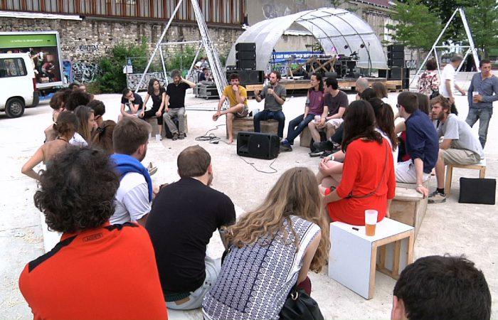 Festival Supertstock #4 – Un chantier participatif