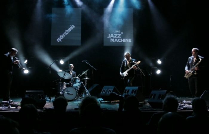 Get the blessing au festival Jazz a Like Machine
